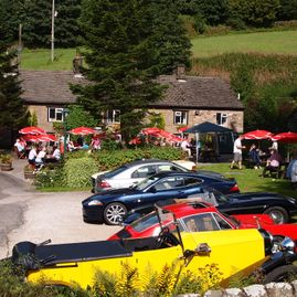 Good day at The Lamb Inn