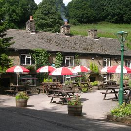 Lamb Inn Near Hayfield