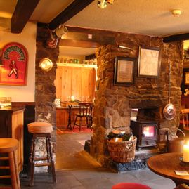 The Lamb Inn in Chinley a relaxing place to enjoy a drink and meal